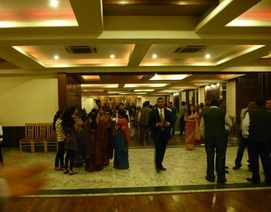 Hotel Royale Residency: auch für Indische Familienfeiern beliebt