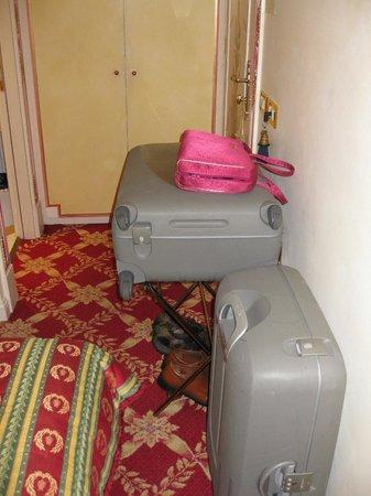 Hotel Villa & Palazzo Aminta : Room 410
