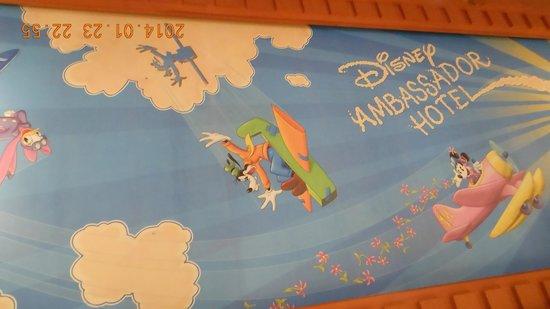 Disney Ambassador Hotel: アンバサダー