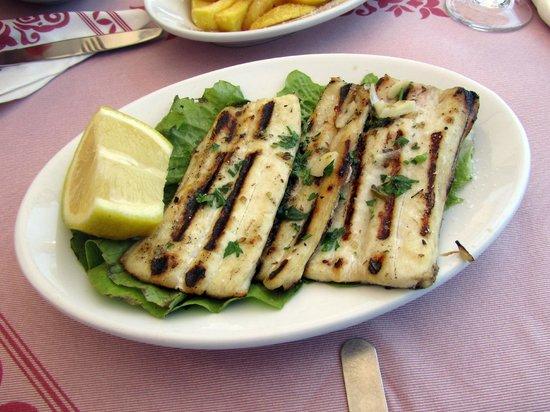Ristorante Al Cannone : pesce