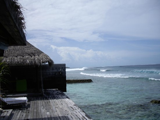 Naladhu Private Island Maldives : Ocean view
