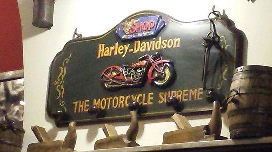 The Brazen Head : Harley