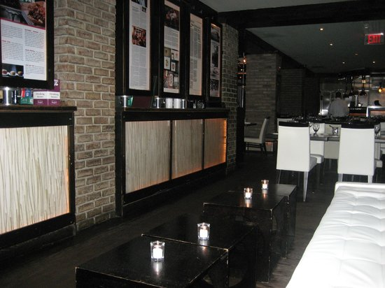Waiting area at Prime 112