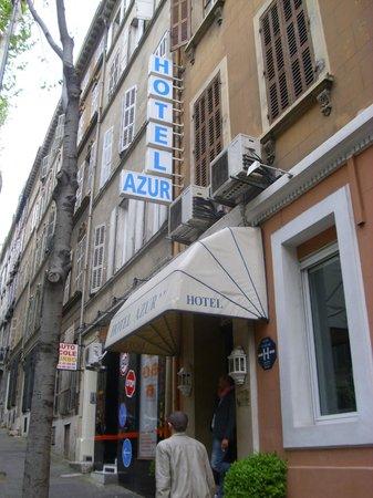 azur hotel : Hotel Azur  2