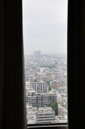 Novotel Paris Centre Tour Eiffel : View from the room