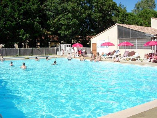 Camping La Porte d'Autan: Notre grande piscine