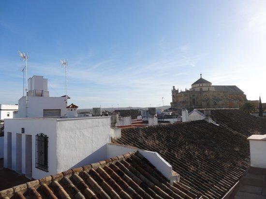 Balcon de Cordoba: вид с балкона номера