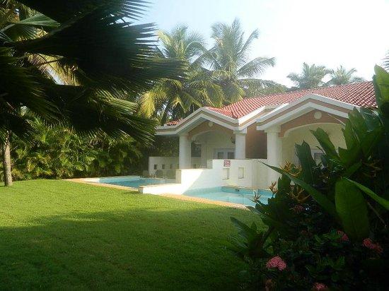 Taj Exotica Resort & Spa Goa: suite