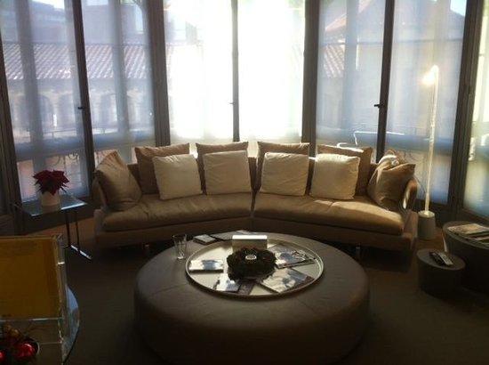 El Palauet Living Barcelona : Living Room
