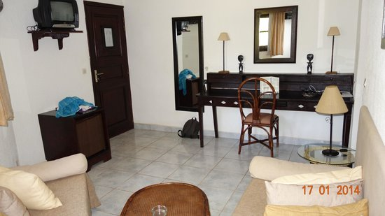 Hotel Neptune: Salon