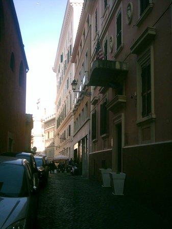 Hotel Santa Prassede : A Precious Gem of a place to stay