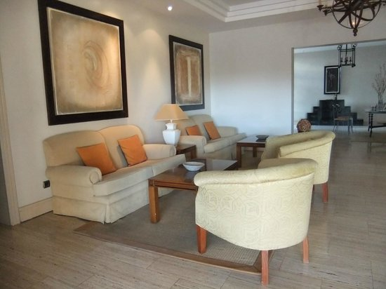 Hotel Villa VIK: Lounge