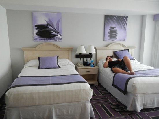 Hotel Riu Plaza Miami Beach : Room