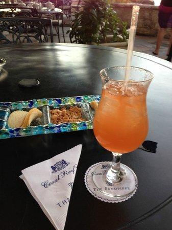 Coral Reef Club: Rum Punch!