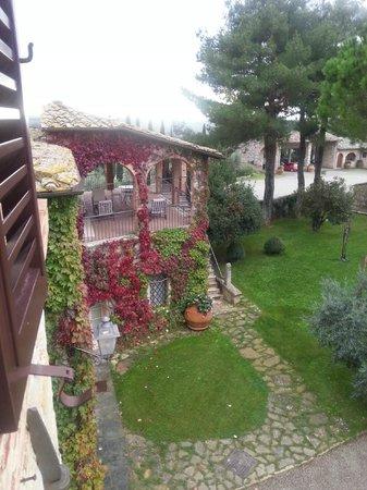 Hotel Borgo San Felice: Meraviglioso per aperitivo