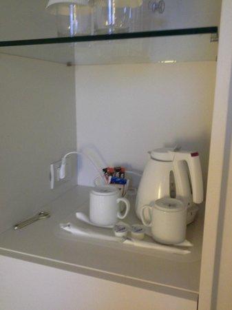 Hilton Florence Metropole: café no quarto