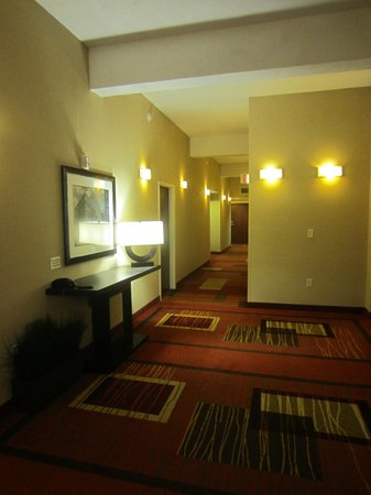 Courtyard by Marriott Tulsa Downtown : Hall