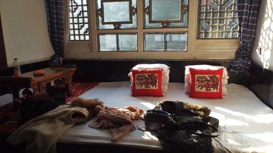Yamen Hostel: Kang Bed