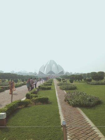 Bahai Lotus Temple: Lotus Temple