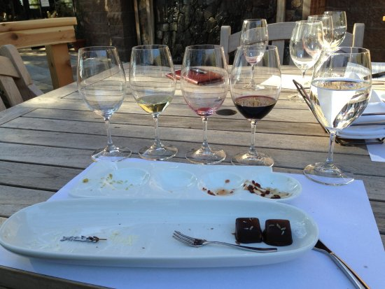 Matanzas Creek Winery: ... Went home with a Chardonnay