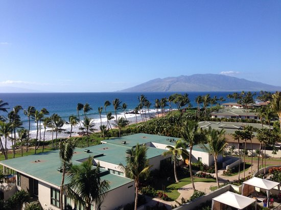 Marriott's Maui Ocean Club  - Lahaina & Napili Towers: View from the 9th floor
