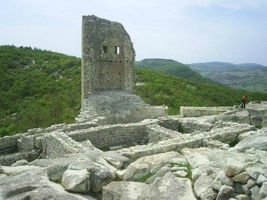 Perperikon : The tower