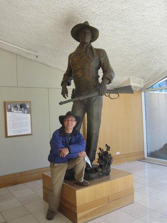 National Cowboy & Western Heritage Museum : John Wayne & J