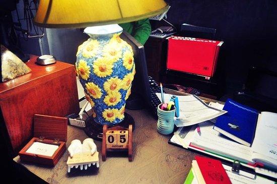 Pat's Klangviang : Nice vase