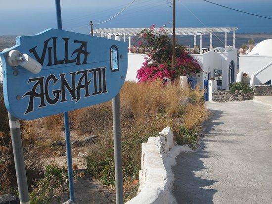 Villa Agnadi Studios: Villa Agnadi