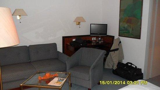 Hotel Kipping: Zimmer 4 - Hochparterre