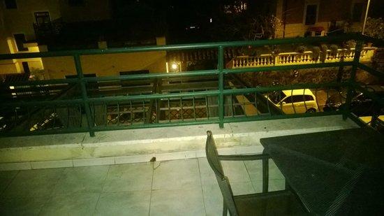 Hotel Antico Acquedotto: Terrazza