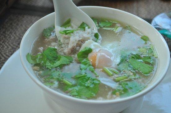 Pat's Klangviang: Rice in Soup