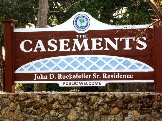 The Casements : Entrance