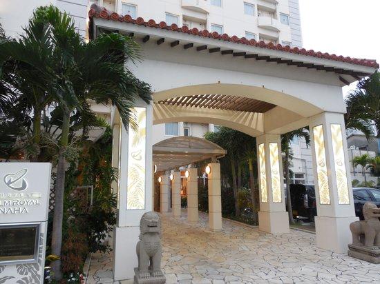 Hotel Palm Royal Naha Kokusai Street: 外観