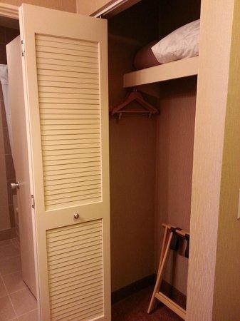 Hallmark Resort : Good sized closet.