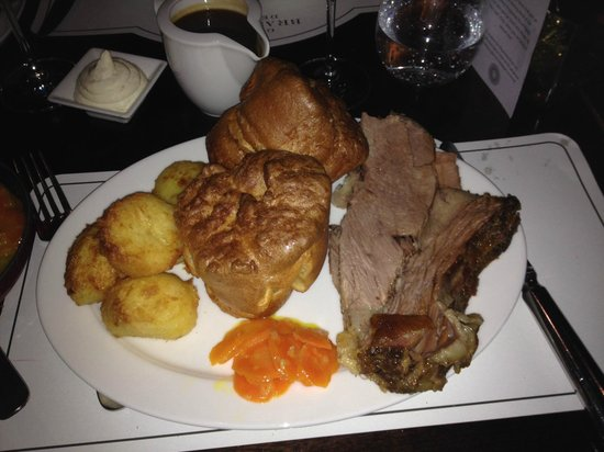 Waldorf Astoria Edinburgh - The Caledonian : Scrumptious