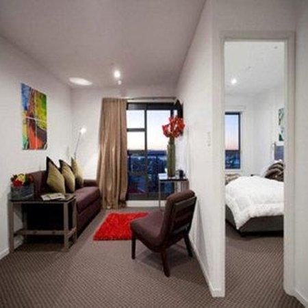 Waldorf St. Martins Apartment Hotel: Lounge