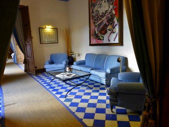 Gran Hotel Son Net : Kunst von Frank Stella