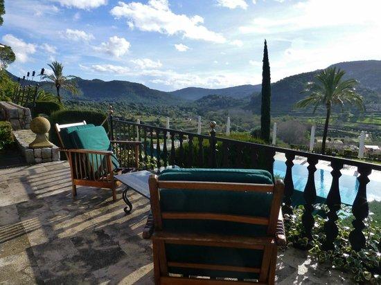 Gran Hotel Son Net : Pool und Terrasse