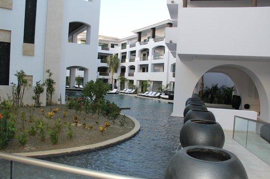 Cabo Azul Resort: New Pool Area