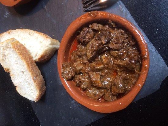 Restaurante La Bruja : Picadillo