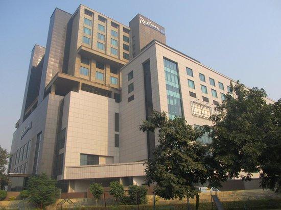 Radisson Blu Hotel New Delhi Paschim Vihar: Radisson Blu