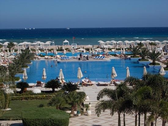 Premier Le Reve Hotel & Spa (Adults Only): view of one of the pools