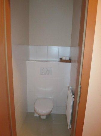 Parco di Schonbrunn OG: туалет
