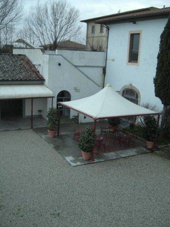 Residenza del Granduca: panorama