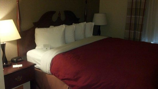 Country Inn & Suites By Carlson, Knoxville Airport: Comfy Bed