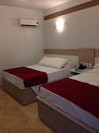 Hotel Nacional Inn Foz do Iguacu: quartos amplos e renovados