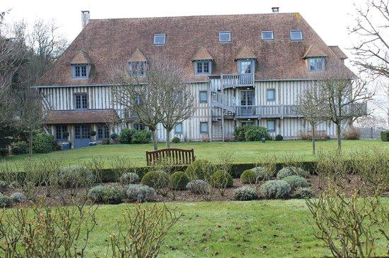 La Ferme Saint Simeon - Relais et Chateaux: Le Spa