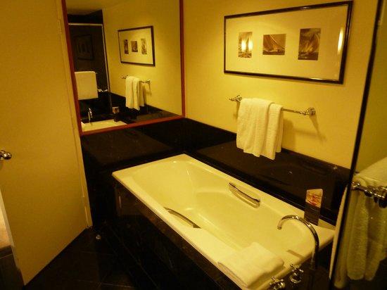Sheraton on the Park, Sydney: Bathroom