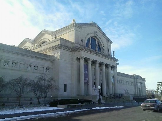 Forest Park : Missouri History Museum
